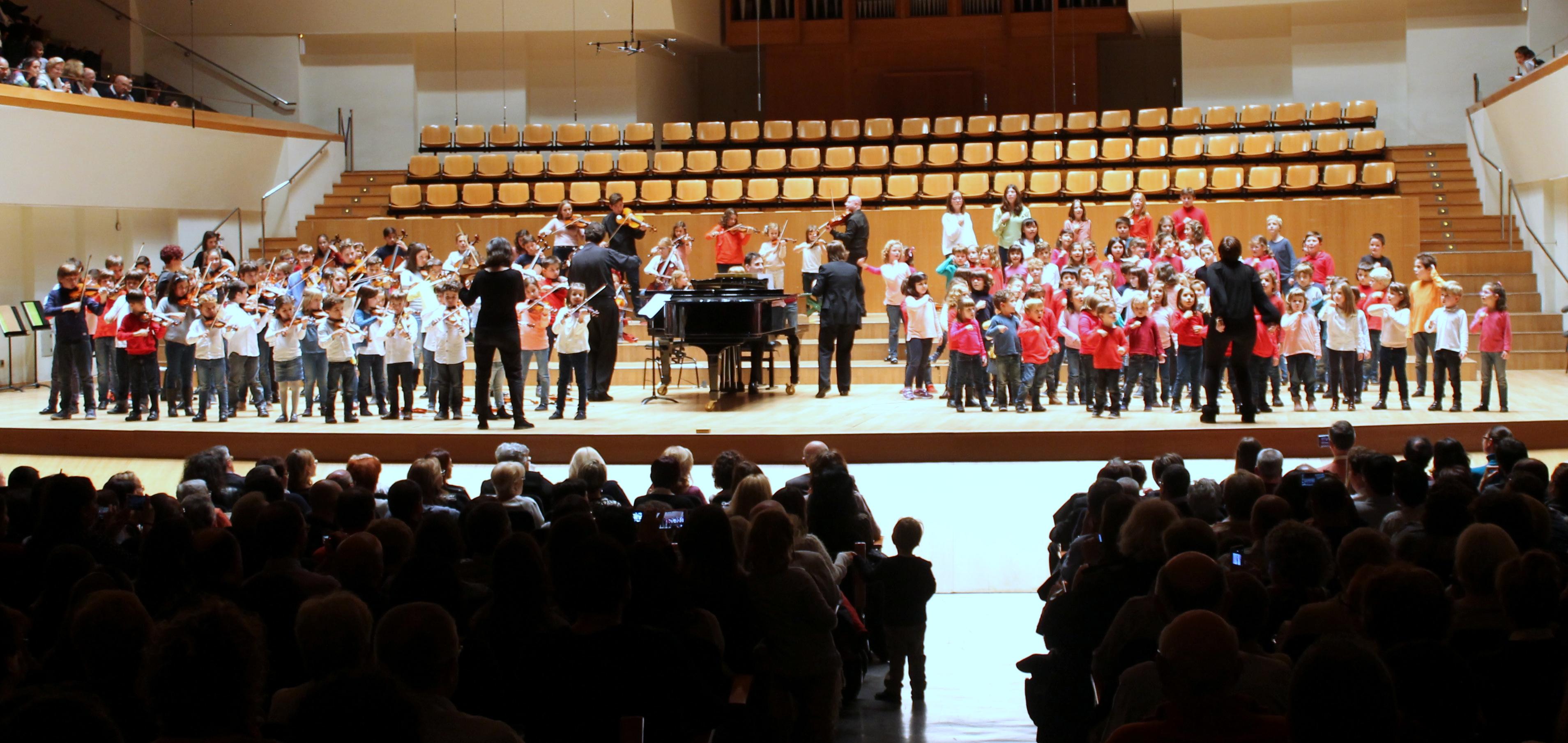 UTEM, escola de música